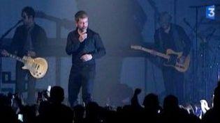 Grégoire en tournée en France  (Culturebox)
