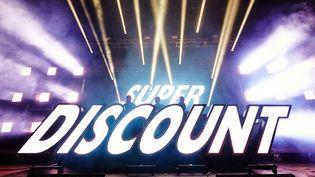 Superdiscount 3 en Live, été 2014.  (Mathieu Ezan 2014)