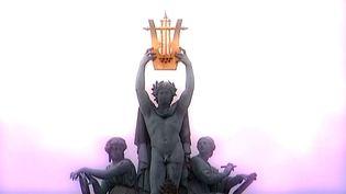 Depuis 1873, un fantôme hanterait les couloirs de l'Opéra Garnier à Paris.  (France 2 / Culturebox)