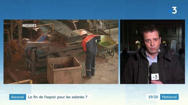 Ascoval : Bercy est contrarié mais garde espoir