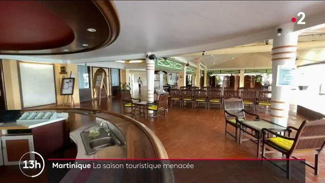 Martinique : le Covid-19 menace la saison touristique
