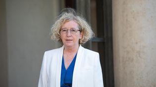 Muriel Pénicaud, alors ministre du Travail, à Paris, le 24 juin 2020. (MAXPPP)