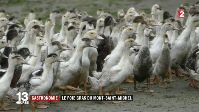 Gastronomie : le foie gras du Mont-Saint-Michel