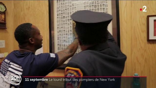 Attentats du 11-Septembre : rencontre avec les pompiers de la ville de New York.