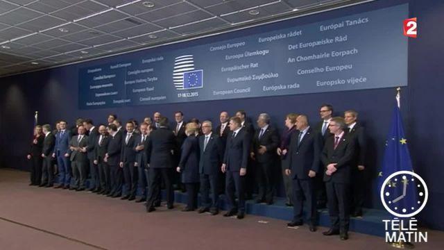 Sommet européen : longue nuit de discussions à Bruxelles sur le dossier britannique