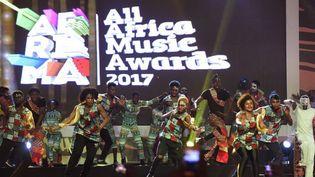 Les Afrima (All Africa Music Awards) 2017  (PIUS UTOMI EKPEI / AFP)