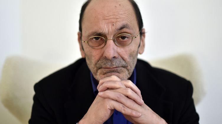 Jean-Pierre Bacri le 2 décembre 2015  (LOIC VENANCE / AFP)