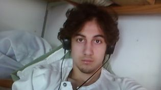 Djokhar Tsarnaev, le 23 mars 2015 à Boston (Etats-Unis). (US DEPARTMENT OF JUSTICE / AFP)