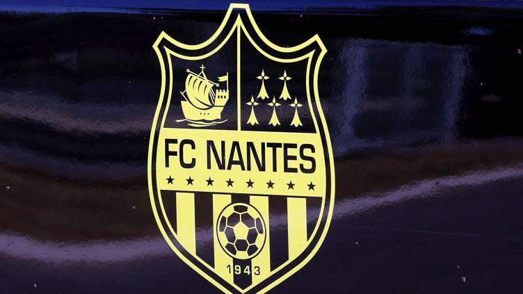Le logo du FC Nantes (EDDY LEMAISTRE / MAXPPP)
