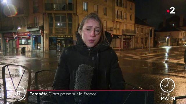 Tempête Ciara : un blessé léger à Charleville-Mézières