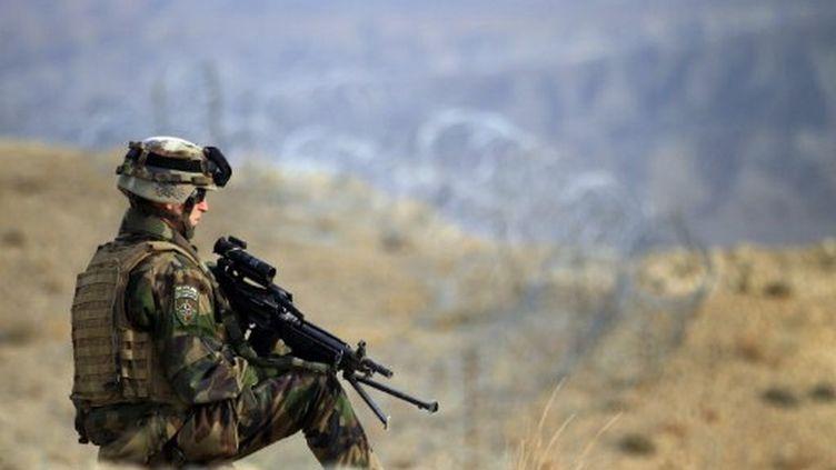 78 soldats français sont tombés en Afghanistan depuis 2001 (afp)