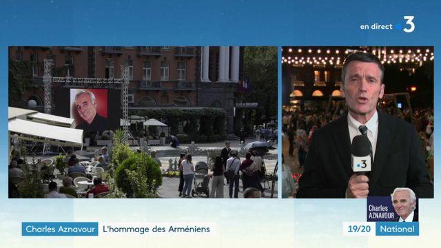 Charles Aznavour : l'hommage des Arméniens