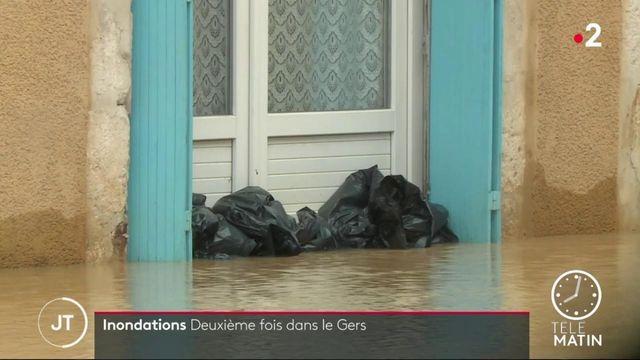 Gers : les sinistrés expriment leur lassitude face aux crues à répétition