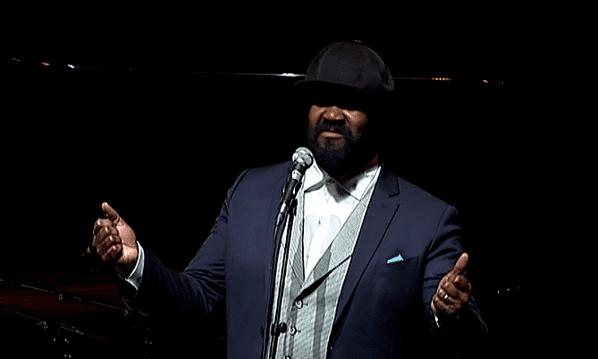 Gregory Porter sur scène  (France 3)