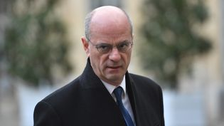 Le ministre de l'Education nationale, Jean-Michel Blanquer, le 25 novembre 2019 (STEPHANE DE SAKUTIN / AFP)