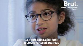 """VIDEO. Dans les cantines scolaires, """"on mange des soupes qui n'en sont pas"""" (BRUT)"""