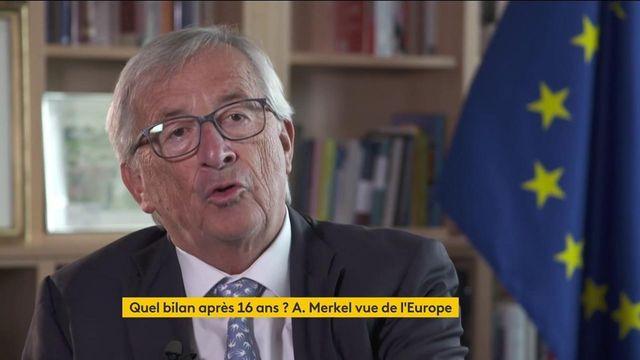 Allemagne : le bilan européen d'Angela Merkel après 16 ans au pouvoir