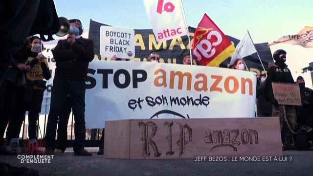 En France, Italie, Allemagne... comment Amazon surveille les syndicats (et espionne leurs responsables)