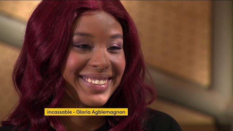 """Gloria Agblemagnon, dans """"Incassable"""". (FRANCEINFO)"""
