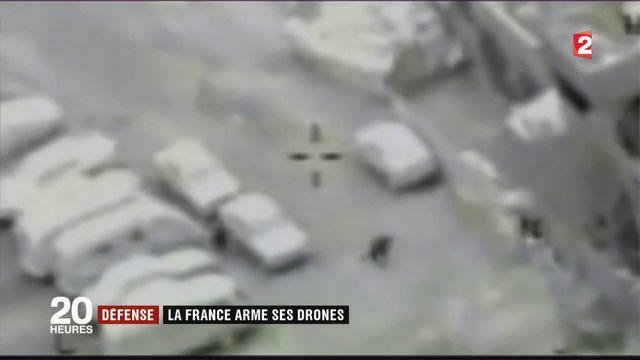 Défense : la France arme ses drones