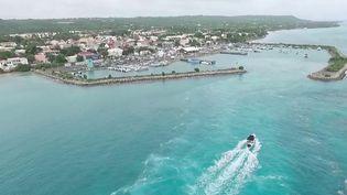 Antilles : l'île de Marie-Galante attend les touristes (France 2)