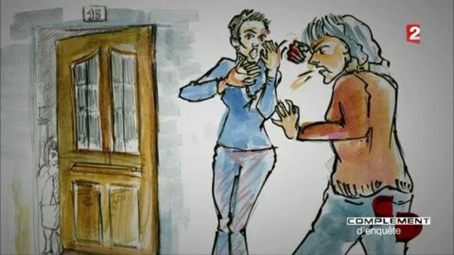 Jacqueline Sauvage, un tempérament violent ?
