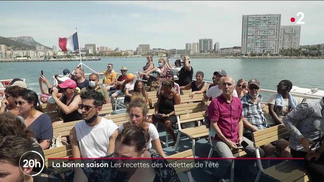 Tourisme : les petites croisières font le plein en été dans le Var