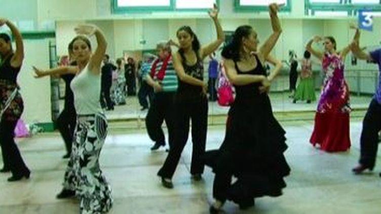 Arte Flamenco: cours à l'école de musique  (Culturebox)