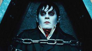 "Johnny Depp dans ""Dark Shadows"" de Tim Burton  (Warner Bros. France)"