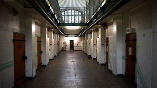 La prison de Fresnes,dans le Val-de-Marne, le 11 janvier 2018. (STEPHANE DE SAKUTIN / AFP)