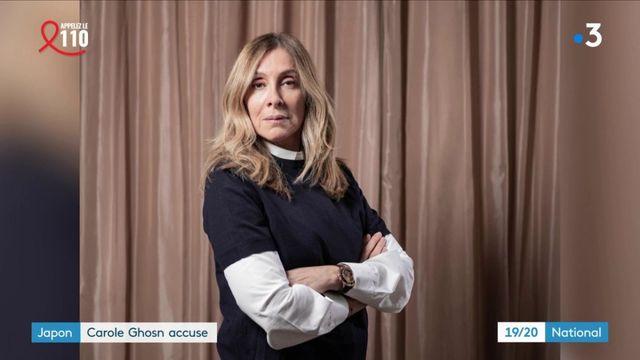 Carlos Ghosn : l'épouse de l'ancien patron de Renault en appelle au président de la République