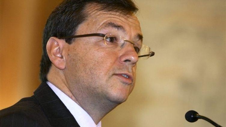 Alain Weill. (AFP/Jean-Pierre Muller)