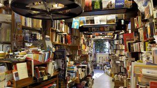 La librairie Cadence, à Lyon (novembre 2013)  (Maurice Subervie / OnlyFrance.fr / AFP)