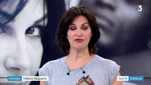 L'invitée du Soir 3 : Helena Noguerra