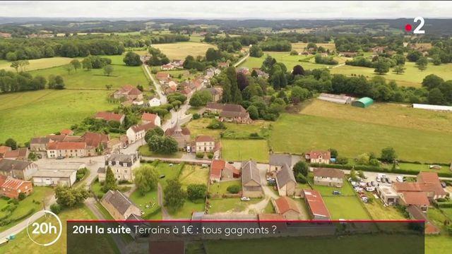 Ruralité : dans la Creuse, une commune repeuplée après avoir offert des terrains