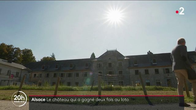 Alsace : le château qui a gagné deux fois au loto