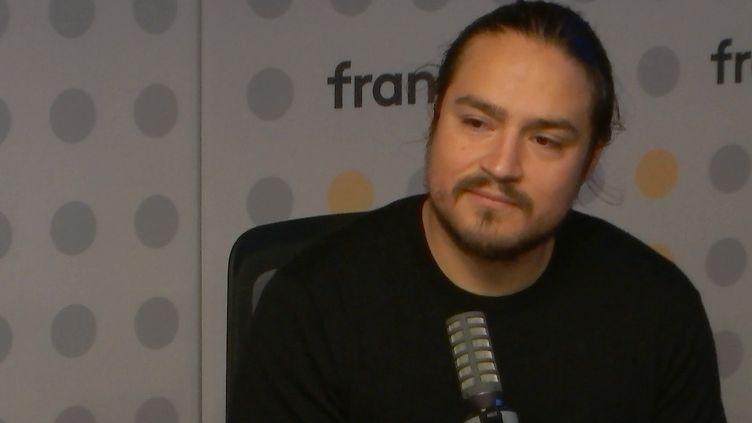 David Fritz-Goeppinger. (FRANCEINFO / RADIO FRANCE)