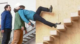 """""""Mind the Gap"""" une des créations de la Biennale de la danse du Val-de-Marne  (France 3 / Culturebox)"""