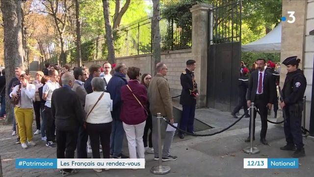 Journées du patrimoine : les Français sont au rendez-vous