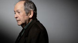 Portrait de l'écrivain Jean-Claude Grumberg, 5 février 2020 à Paris (JOEL SAGET / AFP)