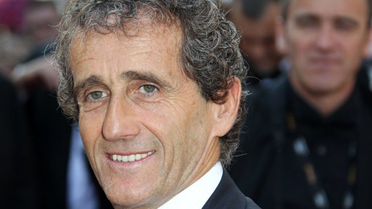 Alain Prost (VALERY HACHE / AFP)