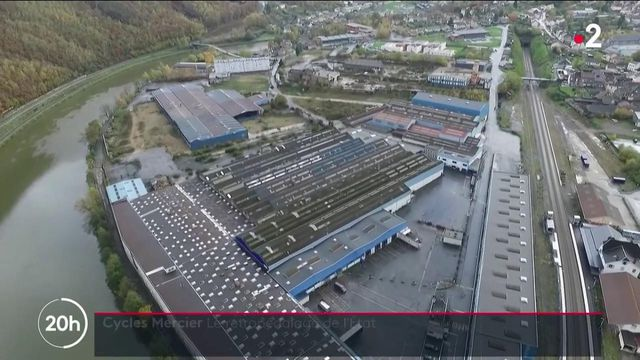 Ardennes : l'État se retire du projet de relocalisation des Cycles Mercier