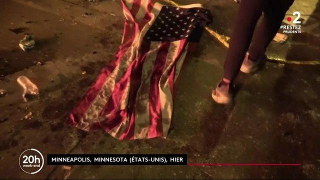 États-Unis : les tensions montent d'un cran à Minneapolis