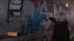 Allemagne : comment une grand-mère combat les néo-nazis (FRANCE 3 / FRANCETV INFO)