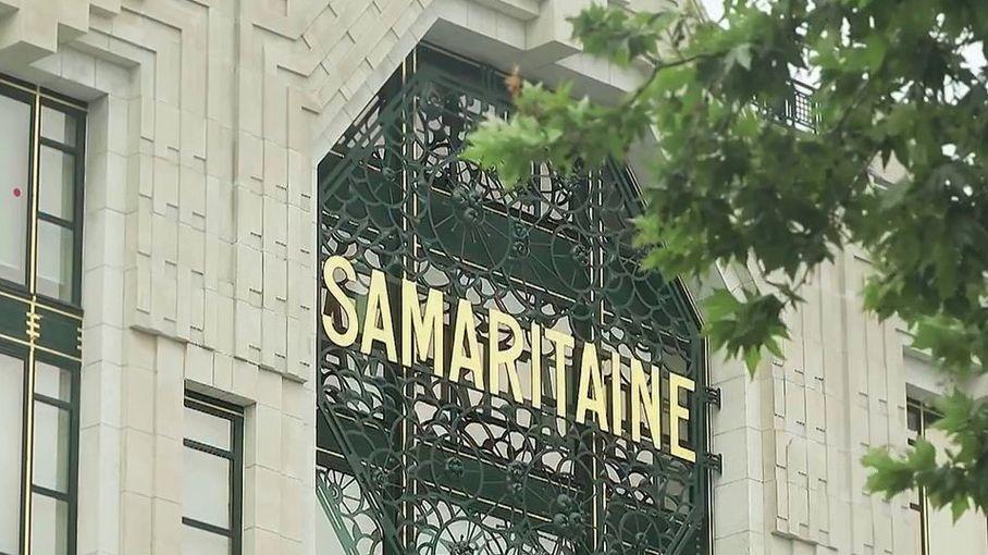 Paris : laSamaritaine renaît après 16 ans de travaux