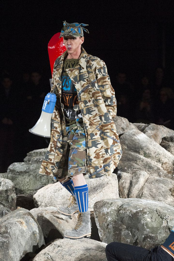 Mission mode : Bernhard Willheim automne-hiver 2013-14  (Alessandro Lucioni)