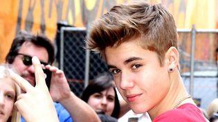 Justin Bieber à NY le 20 juin 2012  (Mediapunch/sipa)