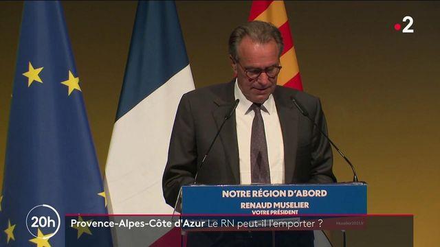 Régionales : Renaud Muselier tente de rassembler face au RN en Paca