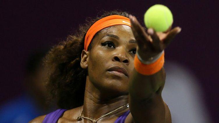 Serena Williams (KARIM JAAFAR / AFP)