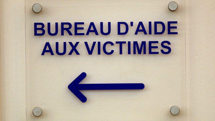 Le bureau d'aide aux victimes du tribunal de Belfort, le 14 octobre 2017. Image d'illustration. (MAXPPP)